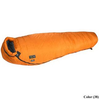 Long  20° 775 Fp Down King Tut Dryloft Sleeping Bag By Mountain