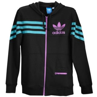 adidas Originals Ultrastar Full Zip Hoodie Jacket   Mens   Casual