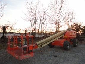 600S Aerial Boom Lift 4x4 Diesel Engine 66ft Work Height L K