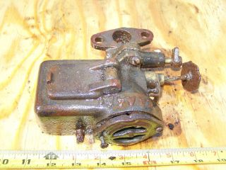 2hp Fairbanks Morse Z Hit Miss Gas Engine Motor Mixer Carb Steam Oiler