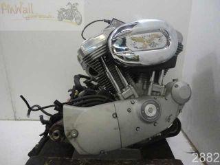 07 Harley Davidson Sportster Engine Motor Electronics Kit