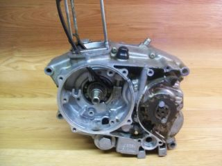 1976 Honda XL125 XL 125 Bottom End Motor Engine