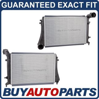 Brand New Intercooler Charge Air Cooler for VW Jetta TDI Turbo Diesel
