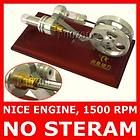 Design Brand New Hot Air Stirling Engine Free Post No Steam