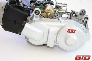 New 150cc Gio Lambo GY6 Nextgen Engine