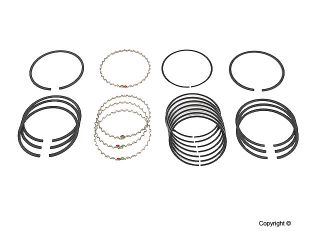 Volkswagen Transporter Vanagon Engine Piston Ring Set Grant 029198175G