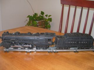 Vintage Pre War Lionel Engine and Coal Tender 226E and 2226W