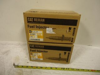CATERPILLAR 0R 8461 CAT DIESEL ENGINE FUEL INJECTOR GENUINE NEW NO