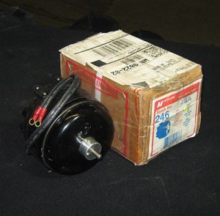 Magnetek Electric Motor Stock No 246 Free Shipping