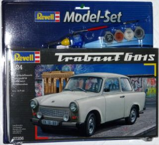 Revell Model Kit Trabant 601 Limousine Car 67256 New