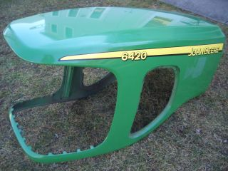 Deere 6215 6415 6020 6120 6320 6420 Farm tractor engine hood & decals