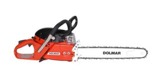 New Dolmar PS 510 18 Chainsaw 18 Bar 50cc Mid Range Model Chainsaw