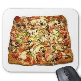 SIZILIANISCHE PIZZA TORTE MOUSEPAD