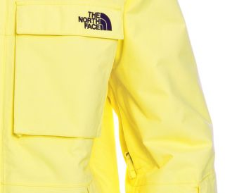 The North Face Decagon Hyvent Energy Yellow Man. Clothes man Jacket